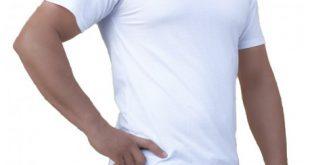 صادرات زیرپیراهن سفید مردانه